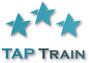 taptrain professional development logo